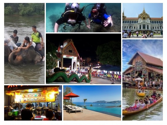 When Going Across Diverse Tourist Destinations In South East Asia A Person Would Come Many Promising Places But Thailand Shines Out Due To Its Beauty And