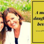 Mom & Daughter