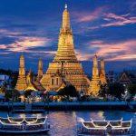 2) Bangkok, Thailand