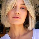 Blonde hairstyle 5