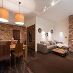 How to Design Interior According to Dark Hardwood Floors 4
