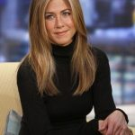 Jennifer Aniston Famous Blonde Actress