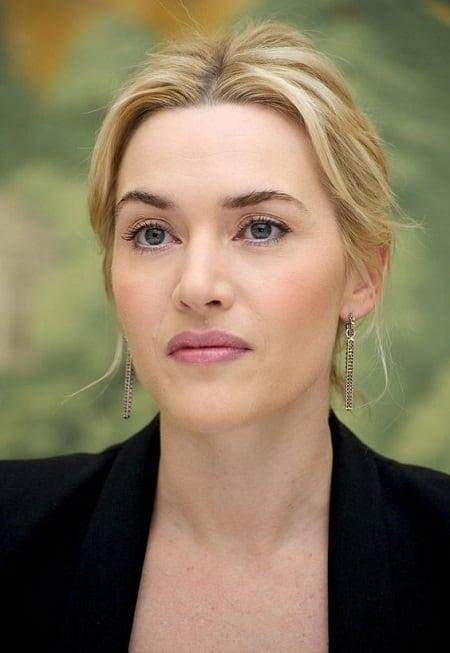 Kate Winslet Famous Blonde Actress