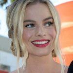 Margot Robbie Famous Blonde Actress