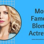 Most Famous Blonde Actress