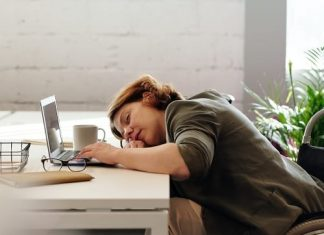 Image indicates A Sleep Apnea