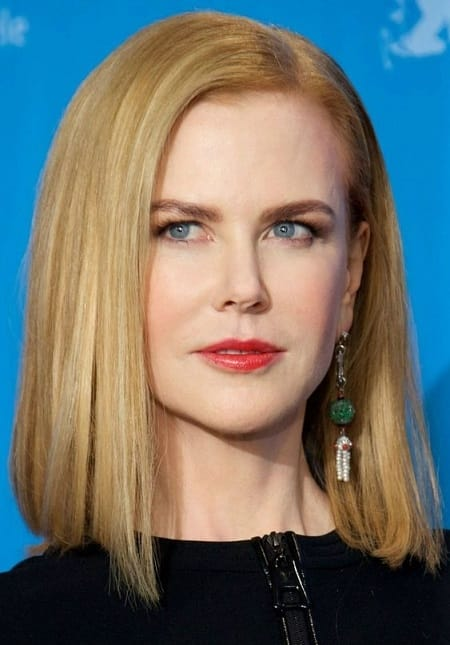 Nicole Kidman Famous Blonde Actress