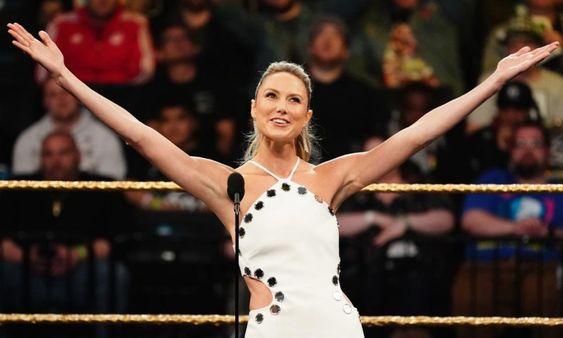 Stacy Keibler WWE top 10
