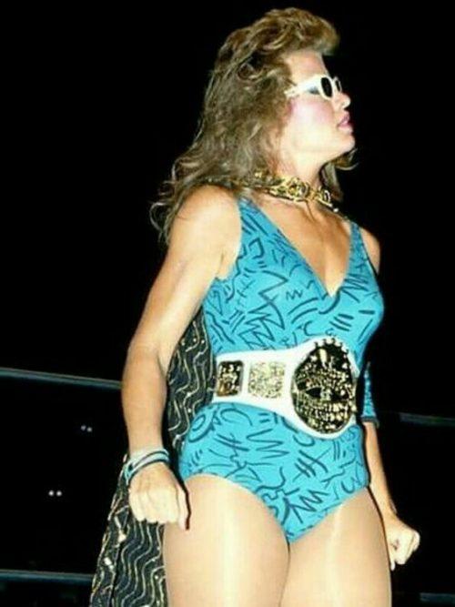 Wendi Richter WWE TOP 10 6