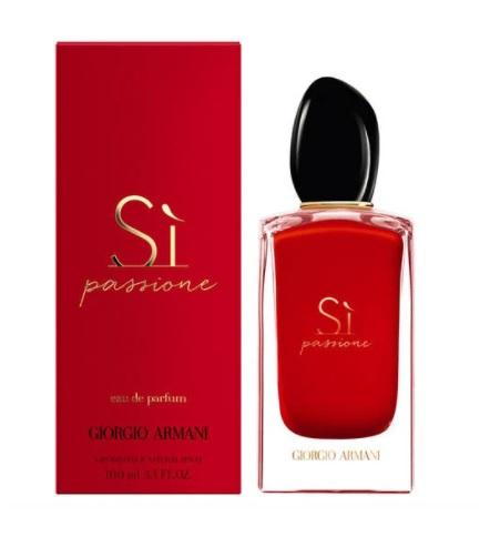 Sì Passione Giorgio Armani Best 10 Perfumes for women