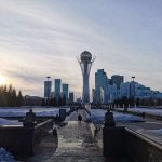 Top 10 Coldest Places In The World Prospect-Creek USA Nur-Sultan