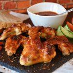 Honey Mustard Chicken Wings. Recipe (1)