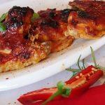 Honey Mustard Chicken Wings. Recipe (2)
